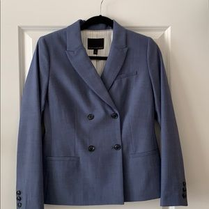 Banana republic double breasted blazer size 6